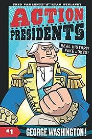 Action Presidents #1: George Washington! por…