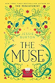 The Muse: A Novel av Jessie Burton