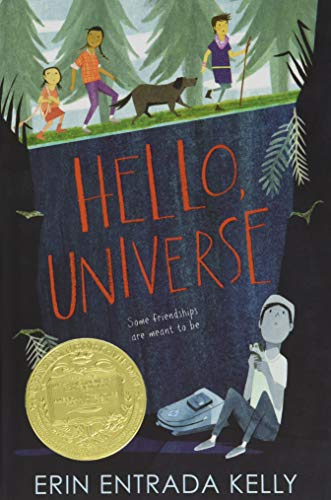 Hello Universe by Erin Kelly