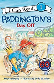Paddington's Day Off (I Can Read Level 1)…