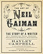 Art of Neil Gaiman: The Story of a Writer…