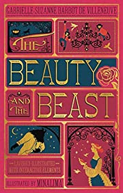 The Beauty and the Beast (Illustrated with…