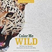 Trianimals: Color Me Wild: 60…