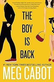 The Boy Is Back par Meg Cabot