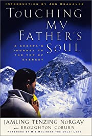 Touching My Father's Soul: A…