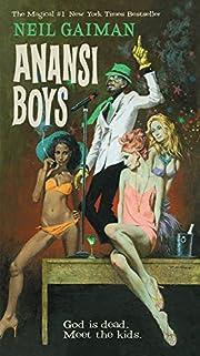 Anansi Boys – tekijä: Neil Gaiman