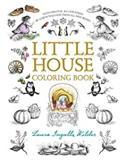 Little House Coloring Book: Coloring Book…