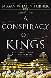 A Conspiracy of Kings (Queen's Thief,…
