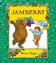 Jamberry Padded Board Book de Bruce Degen