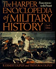 The Harper Encyclopedia of Military History:…