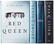 Red Queen 4-Book Hardcover Box Set: Books…