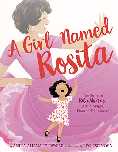 A Girl Named Rosita by Anika Aldamuy Denise