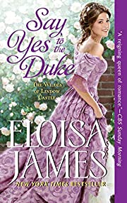 Say Yes to the Duke: The Wildes of Lindow…