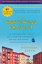 The Happiness Project, Tenth Anniversary…