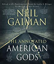 The Annotated American Gods af Neil Gaiman
