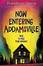 Now Entering Addamsville por Francesca…