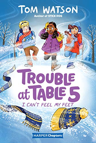 Trouble at Table 5 I Can