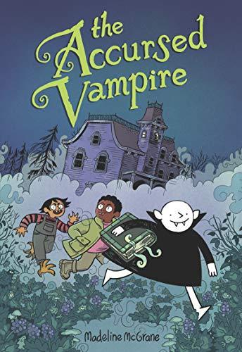 The Accursed Vampire by Madeline Mcgrane