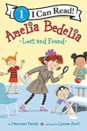 Amelia Bedelia Lost and Found (I Can Read…