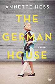 The German House – tekijä: Annette Hess