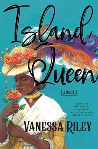 Island queen : by Riley, Vanessa