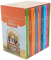 Little House Complete 9-Book Box Set: Books…