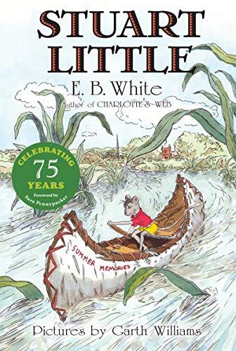 Stuart Little, White, E. B