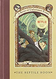 The Reptile Room (A Series of Unfortunate…