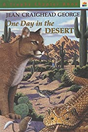 One Day in the Desert (Trophy Chapter Book)…