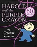 Harold and the Purple Crayon (1955) (Book) written by Crockett Johnson