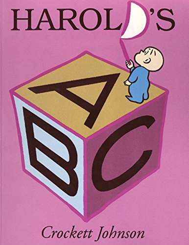 Harold's ABC written by Crockett Johnson