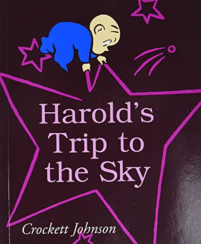 Harold's Trip to the Sky written by Crockett Johnson