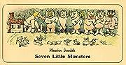 Seven Little Monsters de Maurice Sendak