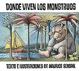 Cover art for Donde viven los monstruos