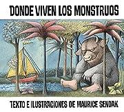 Donde viven los monstruos af Maurice Sendak