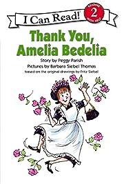 Thank You, Amelia Bedelia (I Can Read Book…