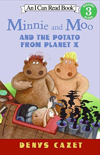Image result for minnie moo potato planet book