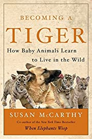 Becoming a Tiger: How Baby Animals Learn to…