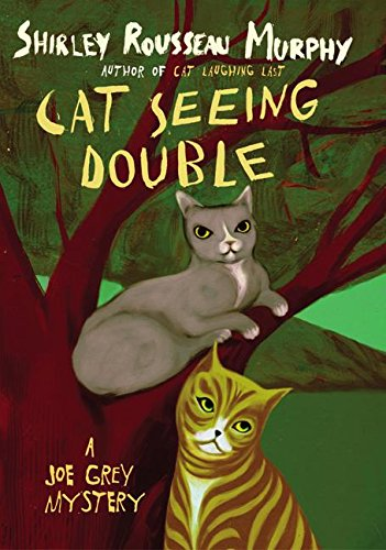 Cat Seeing Double: A Joe Grey Mystery (Joe Grey Mysteries), Murphy, Shirley Rousseau