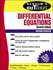 Schaum's Outline of Differential…
