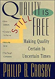 Quality Is Still Free: Making Quality…