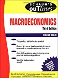 Schaum's outline of theory and problems of macroeconomics / Eugene Diulio