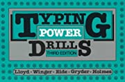 Typing power drills de Alan C. Lloyd