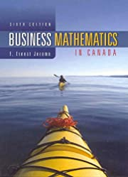 Business Mathematics in Canada de Jerome