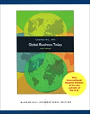 Global Business Today – tekijä: Charles…