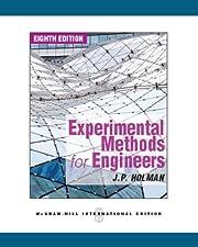 Experimental Methods for Engineers por J. P.…