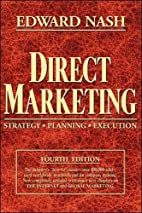 Direct Marketing: Strategy, Planning,…