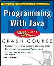 Schaum's Outline of Programming with Java af…