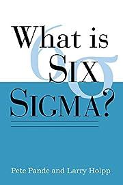 What is six sigma? av Peter S. Pande