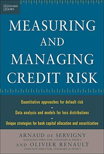 Credit Risk Pdf